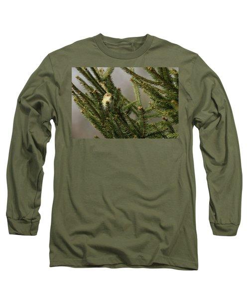 Willow Warbler Long Sleeve T-Shirt