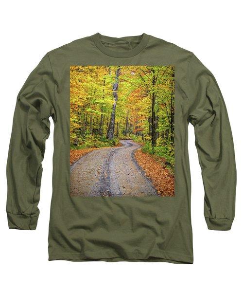 Winding Road Long Sleeve T-Shirt