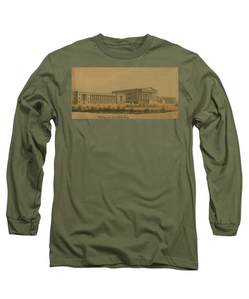 Winning Competition Entry For Girard College Long Sleeve T-Shirt