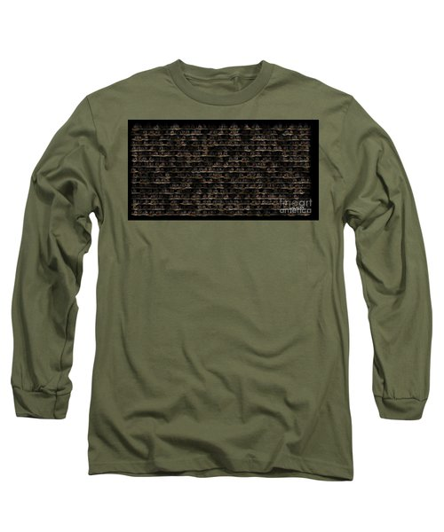 Worlds Within The Spin Long Sleeve T-Shirt