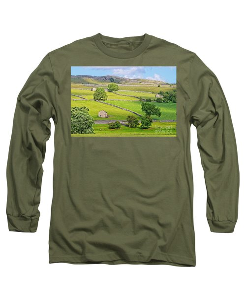 Yorkshire Dales Long Sleeve T-Shirt