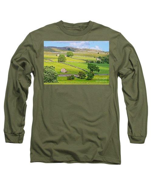 Yorkshire Dales Long Sleeve T-Shirt