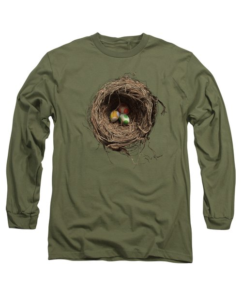 Yoshi Eggs Long Sleeve T-Shirt