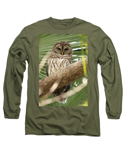 Somebody's Watching Me Long Sleeve T-Shirt