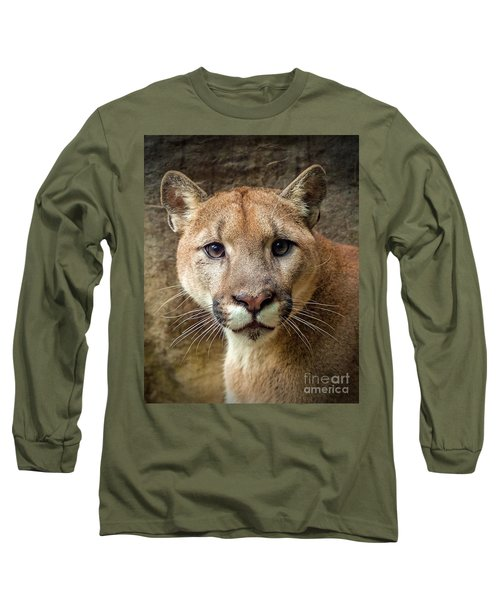 Young Puma Long Sleeve T-Shirt