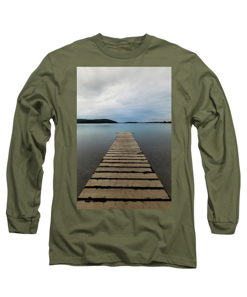 Long Sleeve T-Shirt featuring the photograph Zen II by Davor Zerjav