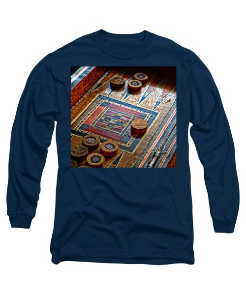 Backgammon Long Sleeve T-Shirt