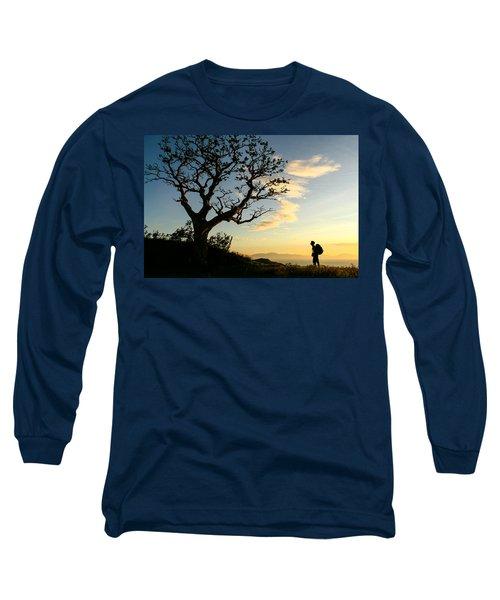 Approaching Summit Long Sleeve T-Shirt