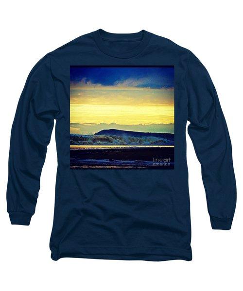 Bass Coast Long Sleeve T-Shirt by Blair Stuart