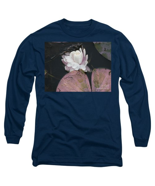 Long Sleeve T-Shirt featuring the photograph Beautiful Girl by Michael Krek