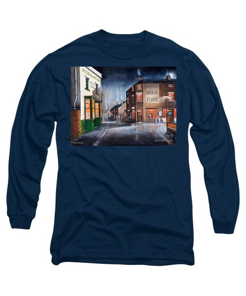 Black Country Village Centre Long Sleeve T-Shirt