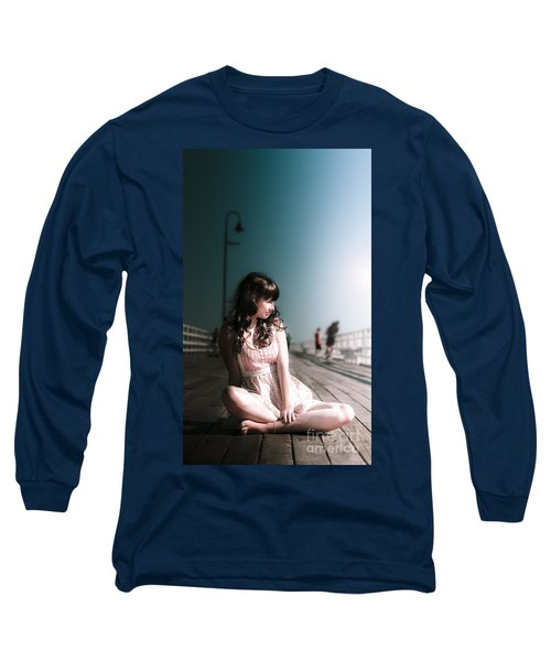 Bridge Woman Long Sleeve T-Shirt