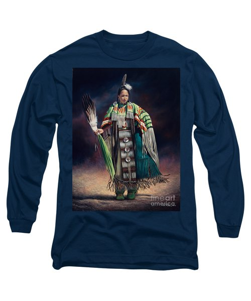Ceremonial Rhythm Long Sleeve T-Shirt