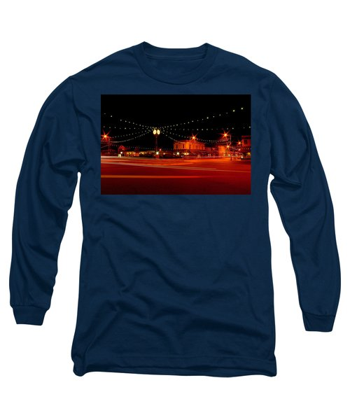 Columbiana Ohio Christmas Long Sleeve T-Shirt