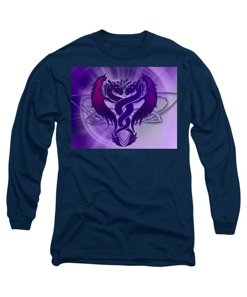 Dragon Duel Series 4 Long Sleeve T-Shirt