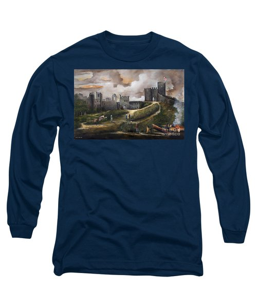 Dudley Castle 2 Long Sleeve T-Shirt