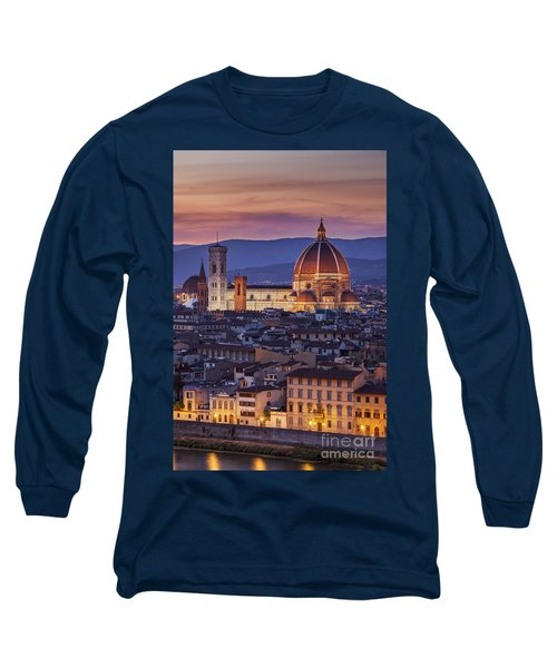 Florence Duomo Long Sleeve T-Shirt