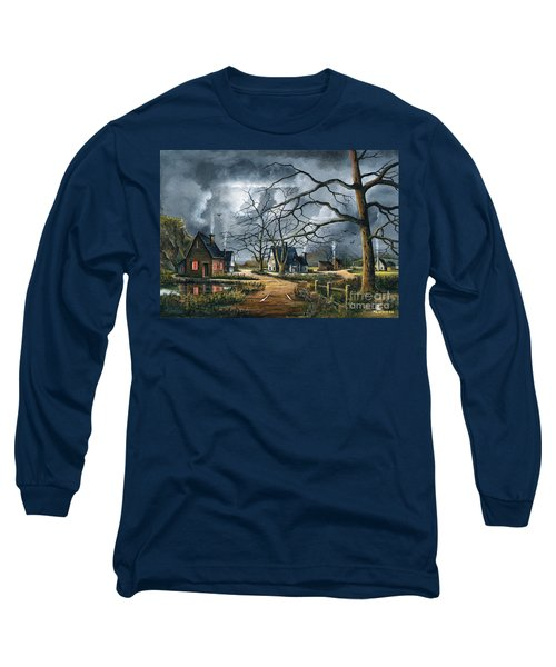 Gathering Storm Long Sleeve T-Shirt