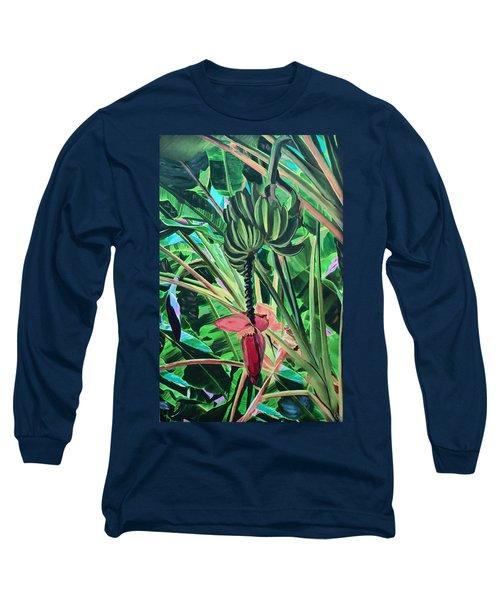 Going Bananas Long Sleeve T-Shirt