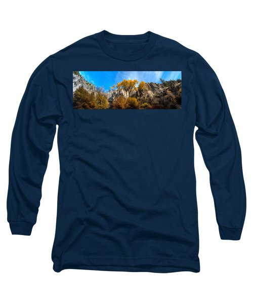 Long Sleeve T-Shirt featuring the photograph Guardians by David Andersen