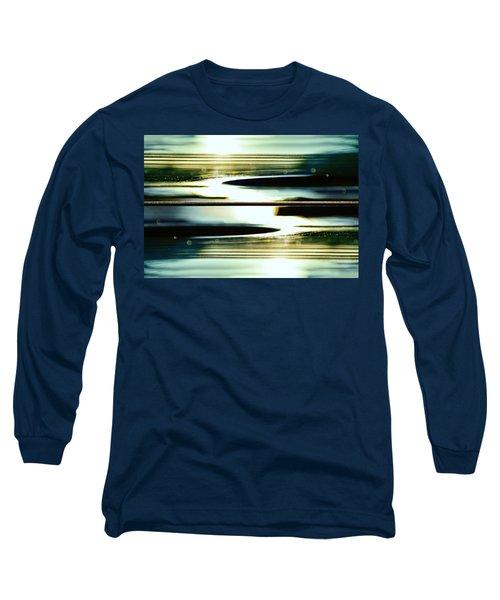 Guitar Galaxy Long Sleeve T-Shirt