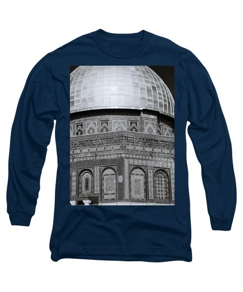 Jerusalem Mosaic Long Sleeve T-Shirt