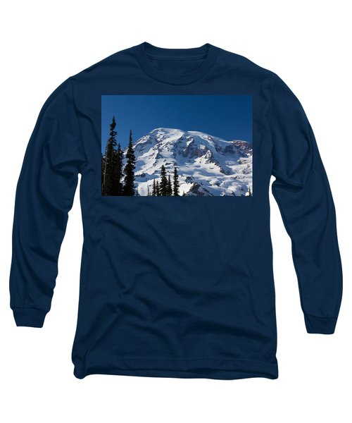 Mount Ranier Long Sleeve T-Shirt