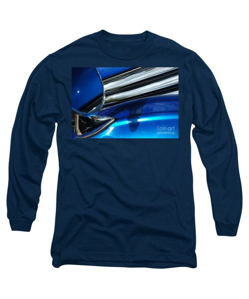 Long Sleeve T-Shirt featuring the photograph Nash IIi by Christiane Hellner-OBrien