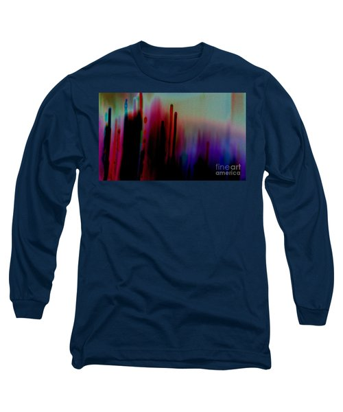 Long Sleeve T-Shirt featuring the photograph Pulse by Jacqueline McReynolds