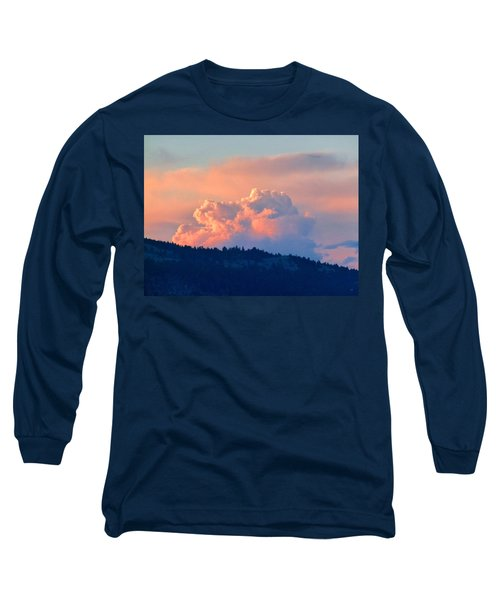 Soothing Sunset Long Sleeve T-Shirt