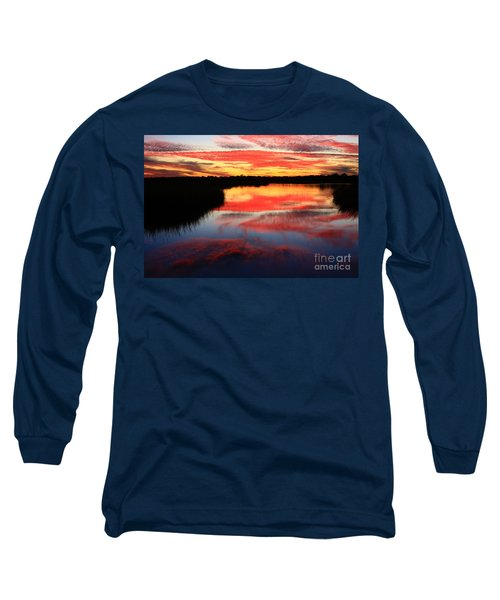 South Ponte Vedra Coast Long Sleeve T-Shirt