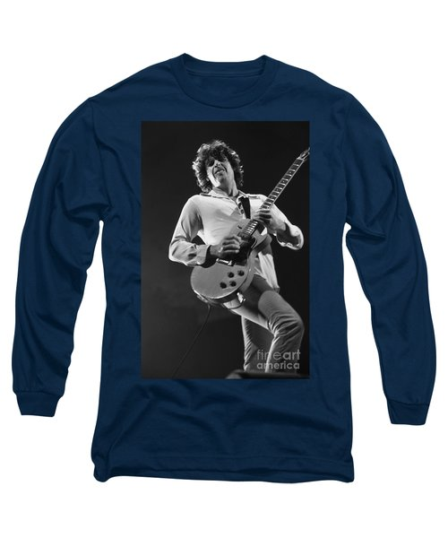 Stone Temple Pilots - Dean Deleo Long Sleeve T-Shirt by Concert Photos