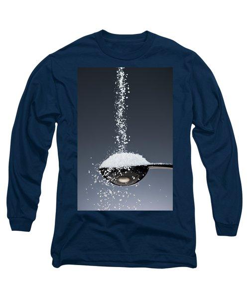 1 Tablespoon Kosher Salt Long Sleeve T-Shirt