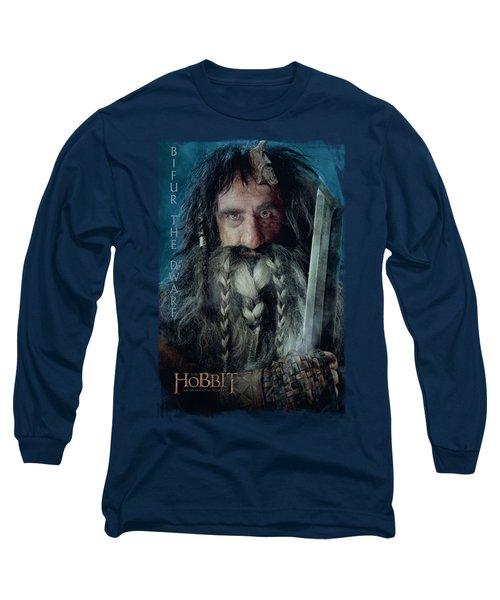 The Hobbit - Bifur Long Sleeve T-Shirt