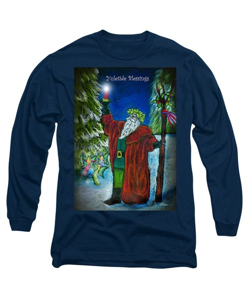 The Holly King Long Sleeve T-Shirt