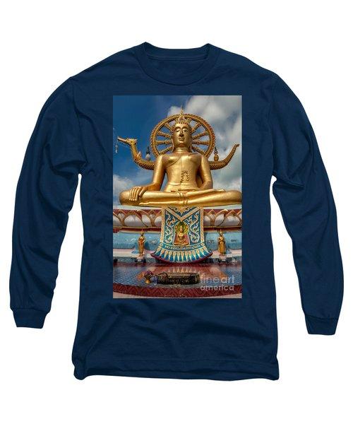 The Lord Buddha Long Sleeve T-Shirt
