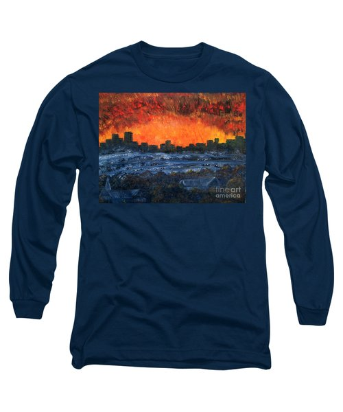 The Night The Lights Went Out Long Sleeve T-Shirt
