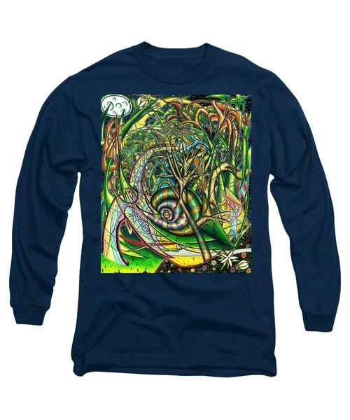The Snail Long Sleeve T-Shirt