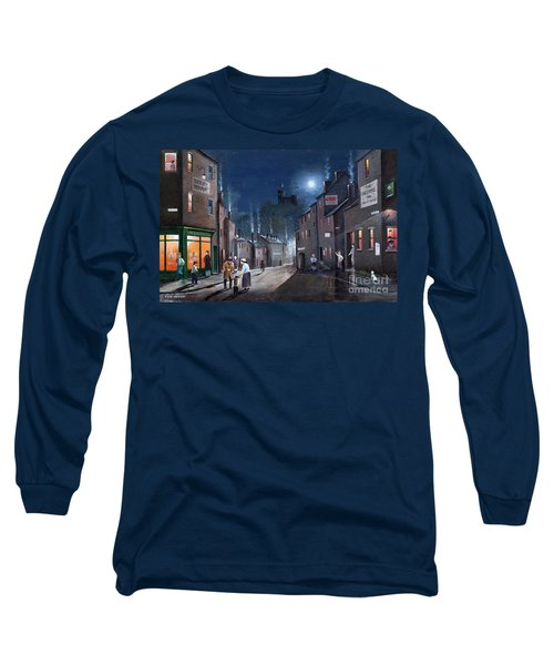 Tower Street Dudley C1930s Long Sleeve T-Shirt