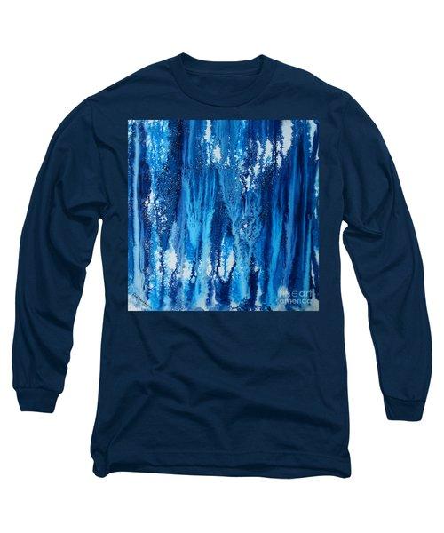 Snow Fall Long Sleeve T-Shirt