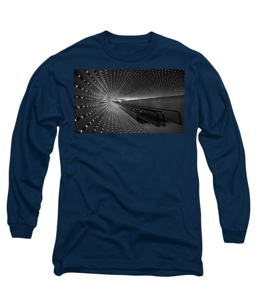 Long Sleeve T-Shirt featuring the photograph Villareal's Multiuniverse by Cora Wandel