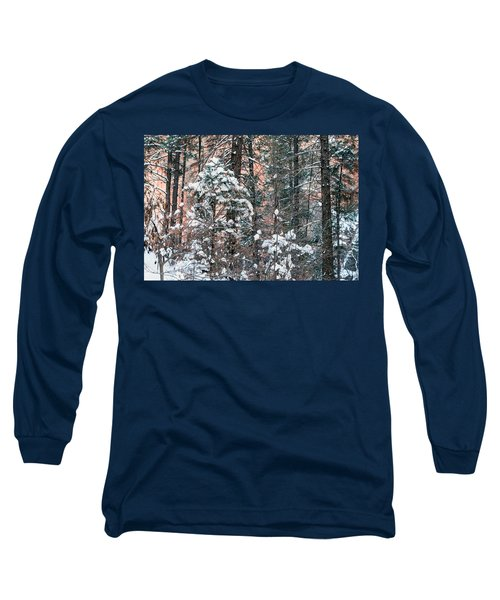 West Fork Snow Long Sleeve T-Shirt by Tam Ryan