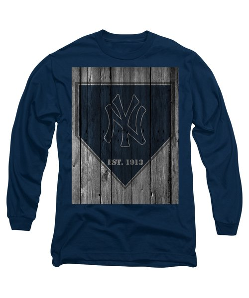 New York Yankees Long Sleeve T-Shirt