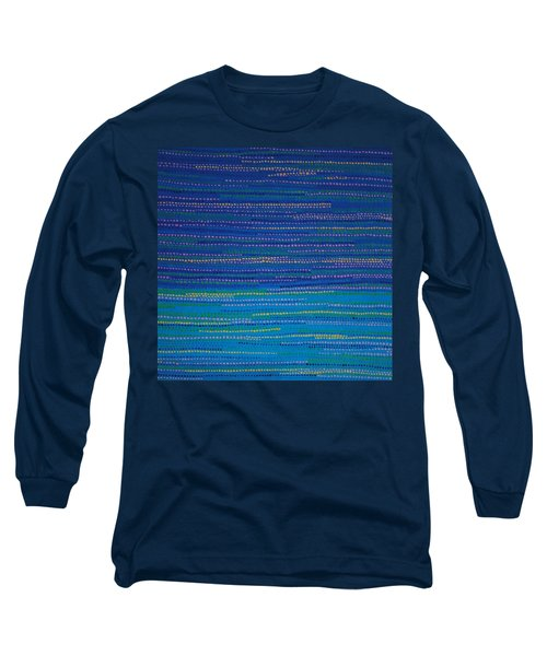 Long Sleeve T-Shirt featuring the painting Identity by Kyung Hee Hogg