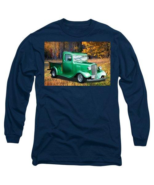 1934 Chev Pickup Long Sleeve T-Shirt