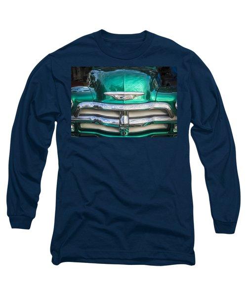 1955 Chevrolet First Series Long Sleeve T-Shirt