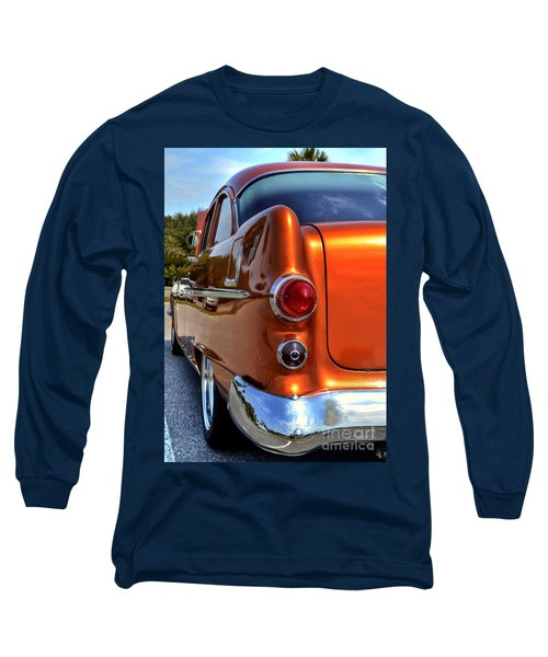 1955 Pontiac Long Sleeve T-Shirt