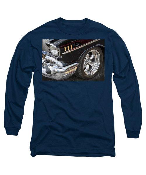 1957 Chevrolet Bel Air Beauty Long Sleeve T-Shirt
