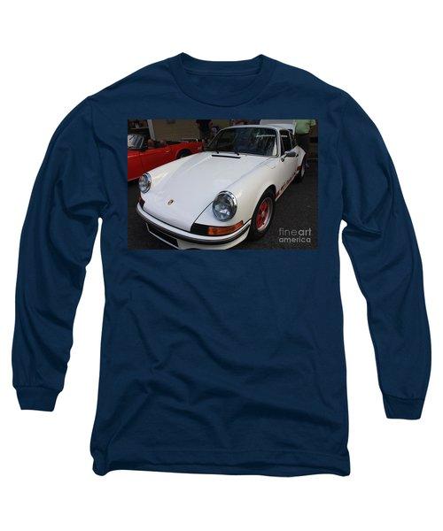 1973 Porsche Long Sleeve T-Shirt by John Telfer
