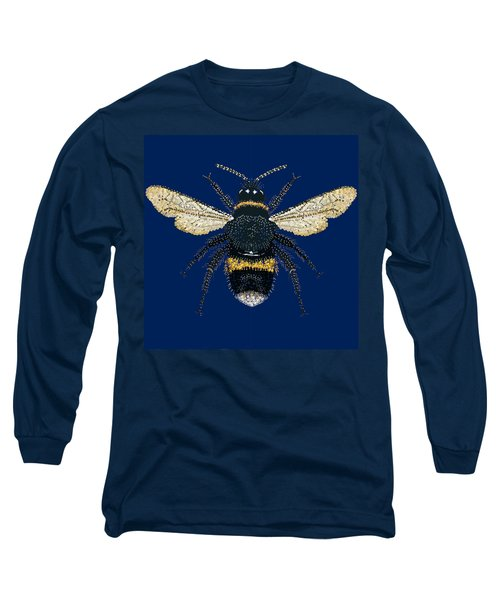 Bumblebee Bedazzled Long Sleeve T-Shirt